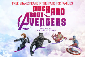 Much Ado About Avengers @ Actor's Gang